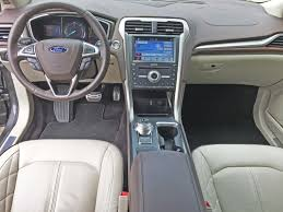 2017 ford fusion energi hybrid review