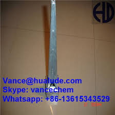 China Galvainzed Screw Concrete Fence Post Spike China Anchor Spike Pole Anchor