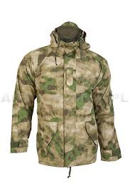 military rainproof jacket mil tacs fg
