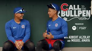 Chicago Cubs - Adbert Alzolay and Miguel Amaya Give Cubs Fans Advice |  Facebook