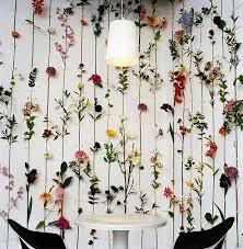 3d flower wallpaper what a great idea