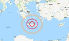 Terremoto oggi, ultime notizie fortissima scossa in Grecia, la ...