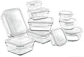 glasslock assorted oven safe container