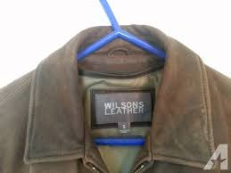 wilsons leather mens leather jackets