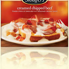 stouffer s creamed chipped beef reviews