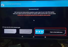 Hướng Dẫn Cập Nhật Rom Cho Android Tivi Box Qua Công Cụ TWRP Recovery