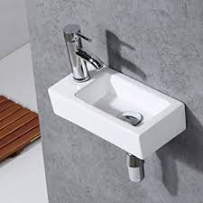 gimify bathroom corner sink mini wall