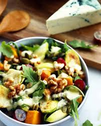 waldorf salad nuts for cheese