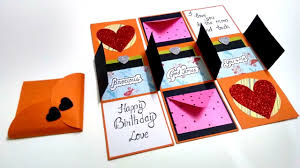 special handmade gift for birthday