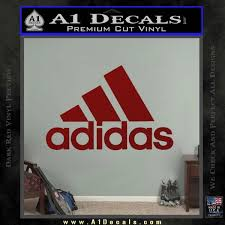 Adidas New Decal Sticker A1 Decals
