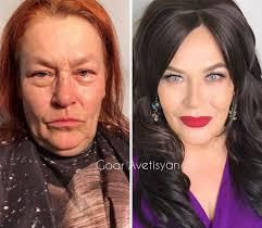 incredible makeup transformations that