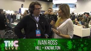Lift Cannabis Expo | Ivan Ross Vrána - Hill+Knowlton Strategies - YouTube