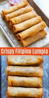 lumpia crispy filipino spring rolls