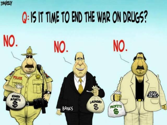 Image result for povety ghetto cartoon drugs gangs""