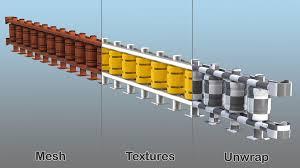 Safety Roller Barrier 3d Model 29 Max Obj Ma Fbx C4d Blend 3ds Free3d