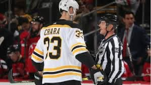 """Zdeno Chara stands next to """"full-sized"""" horse in amusing photo - Article -  Bardown"""