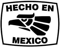 Amazon Com Hecho En Mexico Proud Mexican Die Cut Vinyl Decal Sticker For Car Truck Suv Laptop Computer Made In Mexico Black Kitchen Dining