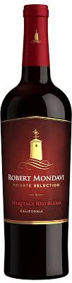 Robert Mondavi Private Selection Heritage Red Blend 2017 - 750ML - Bremers  Wine and Liquor