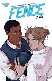 Download Fence 7 By C S Pacat Pdf Epub Kindle Audiobooks Online Fence Books The Book Club