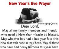 prayer for new years pictures photos images and pics for