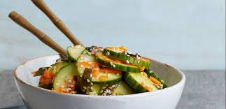 Asian Cucumber and Sea Vegetable Salad ...