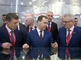 Penza project for processing of wheat presented to Dmitry Medvedev ::  PenzaNews