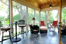 enclosed patio design ideas styles