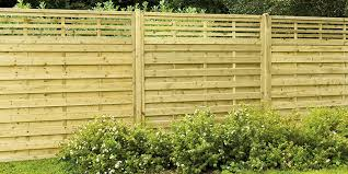 put up a garden fence