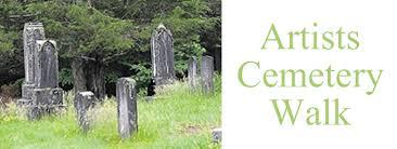 Woodstock Public Library District » Artists Cemetery Walk
