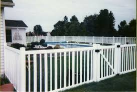 Contemporary Picket New York State Fence