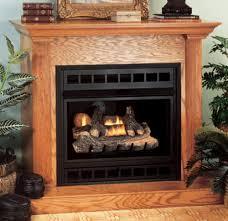 32 vent free propane fireplace insert