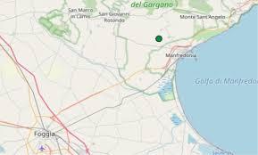Terremoto in Puglia oggi, venerdì 8 maggio 2020: scossa M 2.2 in ...