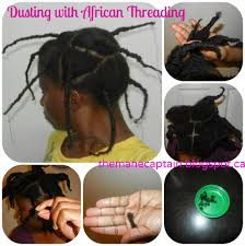 african threading coils glory