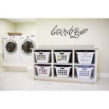 Laundry Wall Decals Wayfair