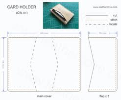 leather craft patterns and tutorials