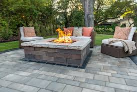 unilock product for your fire pit