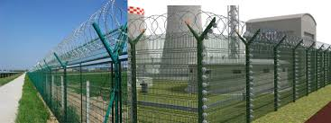 Electric And Razor Perimeter Fence Marxtech Digital Solutions