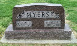 Vernie Duane Myers (1915-2012) - Find A Grave Memorial