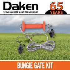 Daken Electric Fence Gate Kit Bungie Easy To Install Gateways Up To 5 Meters Ebay