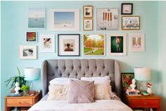 20 Best Gallery Wall Headboard Images Gallery Wall Bedroom Decor Decor