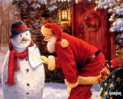 صور راس السنة 2015 بابا نويل وشجرة الكريسماس