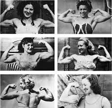 Venus With Biceps A Pictorial History of Muscular Women – femuscleblog