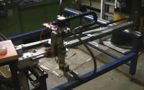 homemade cnc plasma router