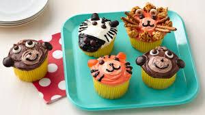 jungle cupcakes recipe