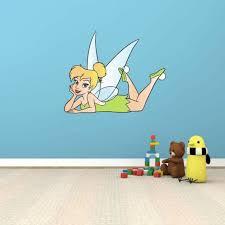 Peter Pan Tinkerbell Cartoon Kids Room Wall Decor Sticker Decal 25 X21 For Sale Online