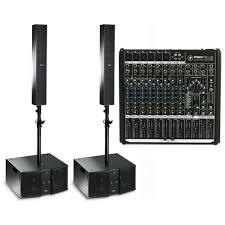 fbt vertus cs1000 line array speaker