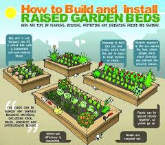 diy raised beds growing food anywhere