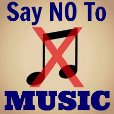 Say NO to Music - Home | Facebook