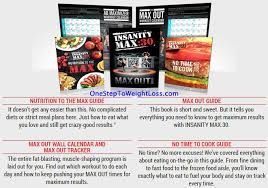 insanity max 30 results review
