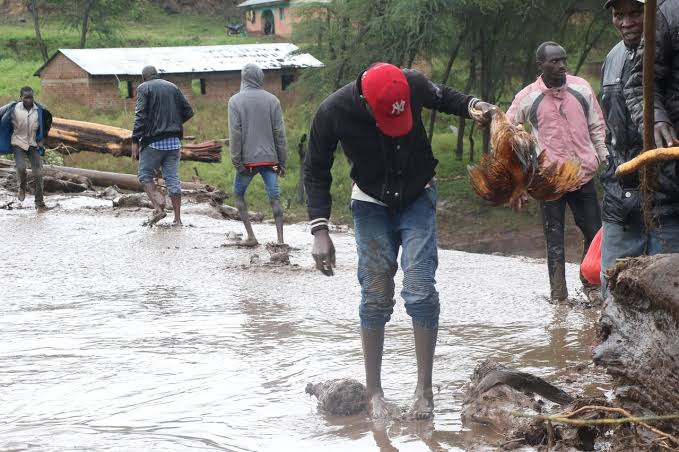 Image result for Death toll from Kenya landslides rises to 56 as heavy rains lash country's north west""